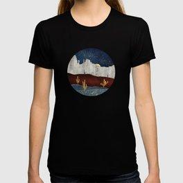 Moonlit Desert T-shirt