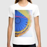 hot air balloon T-shirts featuring BALLOON LOVE - Hot Air Balloon by Brian Raggatt