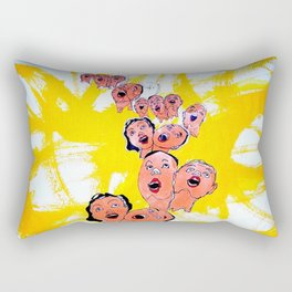 BEETHOVEN: Ode to Joy Rectangular Pillow