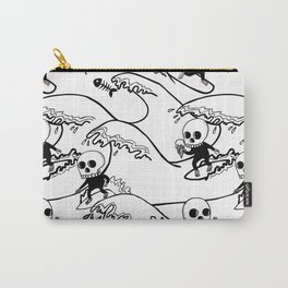 surferSkeleton Carry-All Pouch