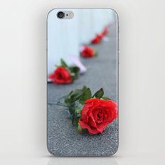 Flight 93 Memorial/Trail of Roses iPhone & iPod Skin
