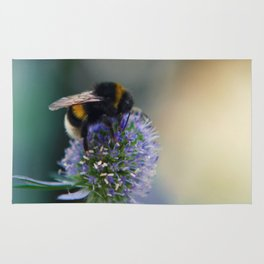 Buzz fine art photography Rug