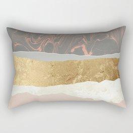 Coral Sky Rectangular Pillow