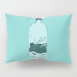 Grey Goose Blue Pop Art Pillow Sham