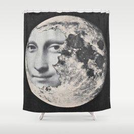 Clair de Lune Shower Curtain