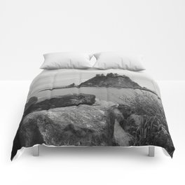 Evening At La Push Beach Comforters