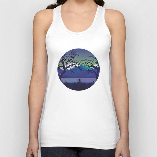 My Nature Collection No. 11 Unisex Tank Top