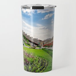 Royal Palace Garden Travel Mug