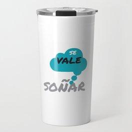 SE VALE SONAR Travel Mug