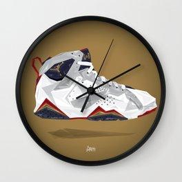VII Goat Clock Wall Clock
