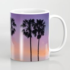 Purple Palms Mug