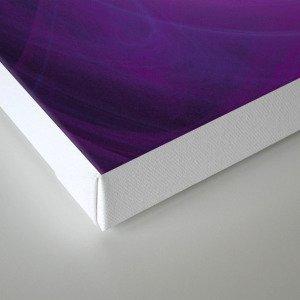 Purple Heart Canvas Print