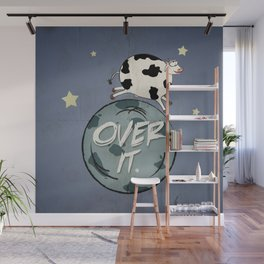 Over It Wall Mural