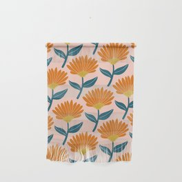 Floral_pattern Wall Hanging