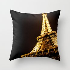 La Tour Throw Pillow