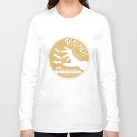 bioshock infinite Long Sleeve T-shirts featuring Bioshock Plasmids by KerzoArt