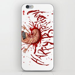 Your Gestation is Over iPhone Skin