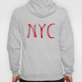 NYC Red Arrow Hoody