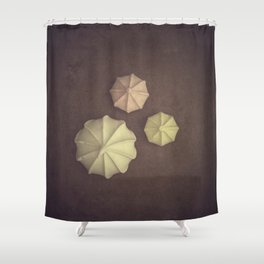 Meringues Shower Curtain
