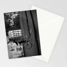 Bicycle and Budapest Stationery Cards