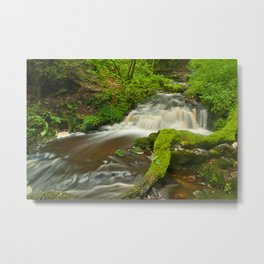 DREAMY STREAM Metal Print