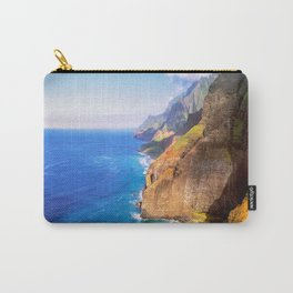 North Na Pali Coast Carry-All Pouch