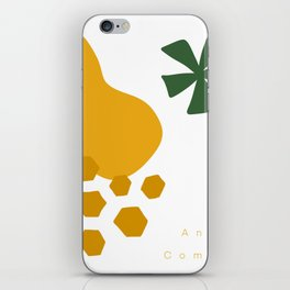 Pineapple: Deconstructed iPhone Skin