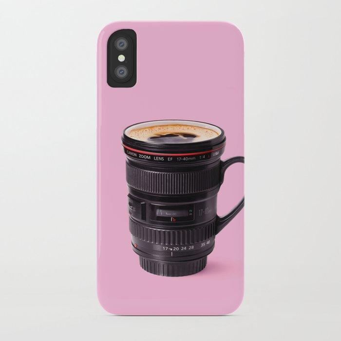 LENSCUP iPhone Case