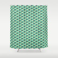 lake Shower Curtains featuring Lake by Goncalo Viana