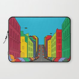 Tenement Hill Laptop Sleeve