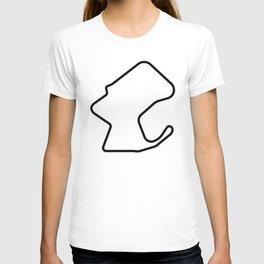 RennSport Shrine Series: Laguna Seca Edition T-shirt