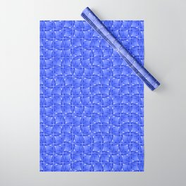 Be who you are, you're a gem in sapphire blue Wrapping Paper