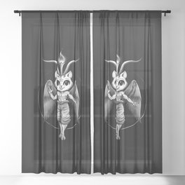 Cathomet Sheer Curtain