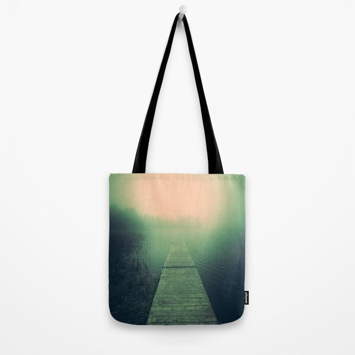 Drowning echoes Tote Bag