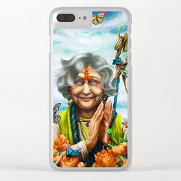 Human Monk of the Way of Tranquility, Jimi Clear iPhone Case