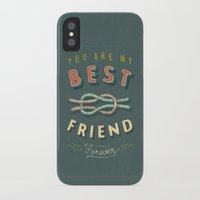 best friend iPhone & iPod Cases featuring Best Friend by Seaside Spirit
