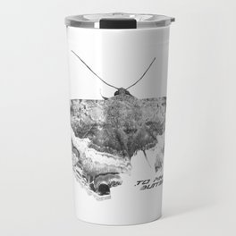 To Pimp a Butterfly Travel Mug