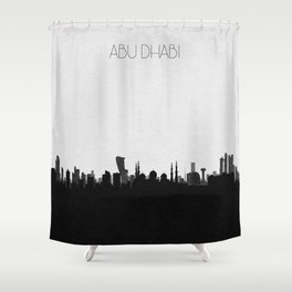 City Skylines: Abu Dhabi Shower Curtain