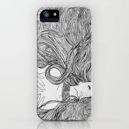 Hair iPhone Case