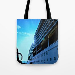 Mariner of The Seas Tote Bag
