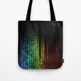 Musaic Equalizer Tote Bag