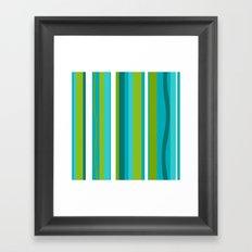 BARKLEY Framed Art Print