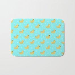 Just Ducky - yellow rubber ducks Bath Mat