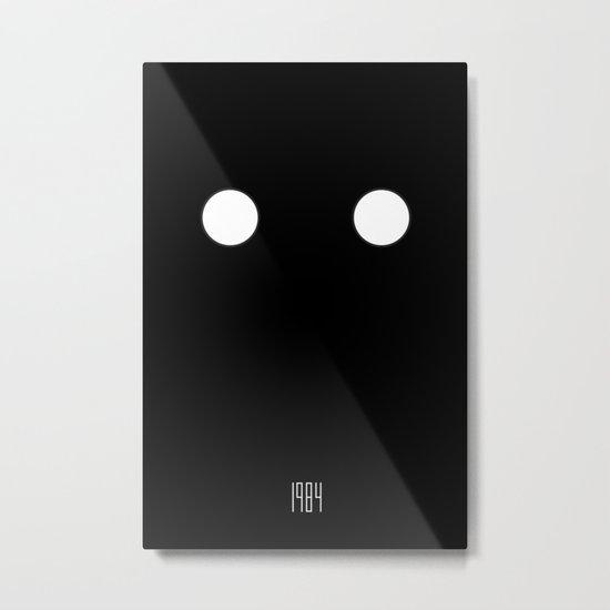 1 9 8 4 Metal Print