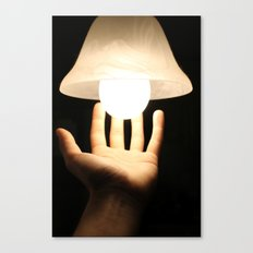 Just Glow Canvas Print