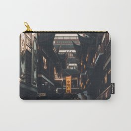 Japanese Street Carry-All Pouch