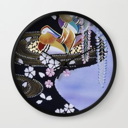 Japanese Modern Interior Art #162 Wall Clock