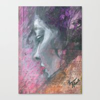 the 100 Canvas Prints featuring #100 by Spinning Daydreams