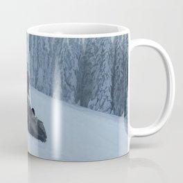 Snowmobiling Fool Coffee Mug