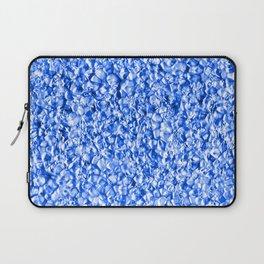 Blue Plastic Ocean Laptop Sleeve
